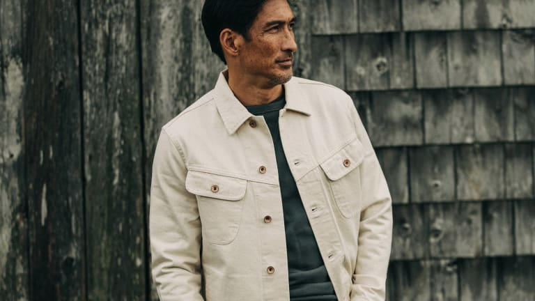 Natural Organic Selvage: Three Words You Need to Know for Spring