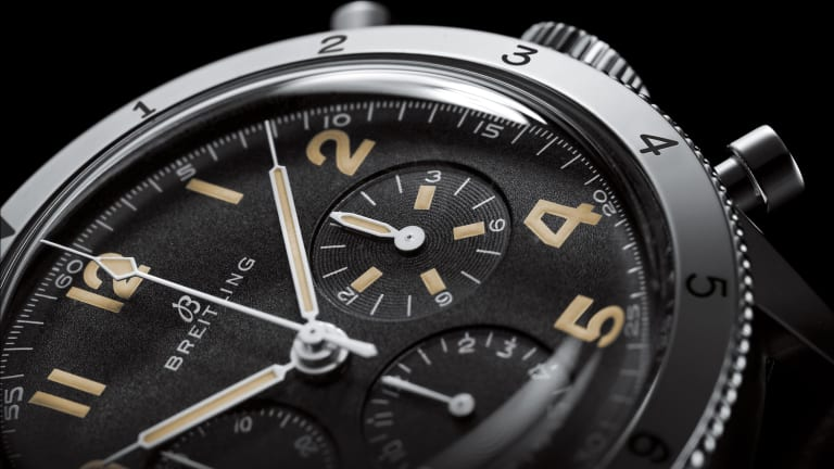 Breitling Launches Yearly Subscription Service