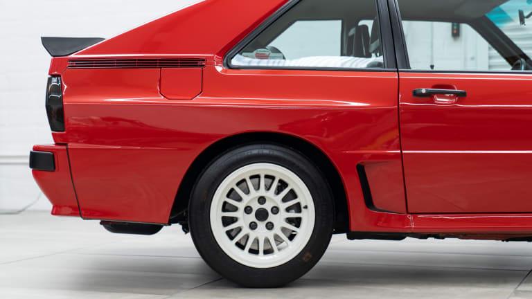 Car Porn: 1986 Audi Sport Quattro