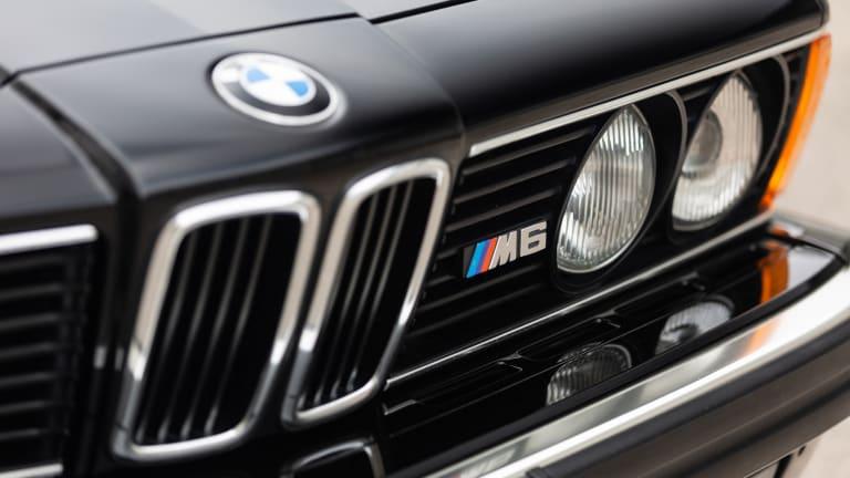 Car Porn: 1988 BMW M6