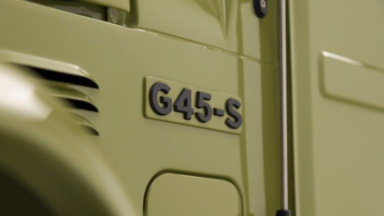 Car Porn: Custom 1981 Land Cruiser G45