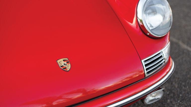 Car Porn: 1965 Porsche 911