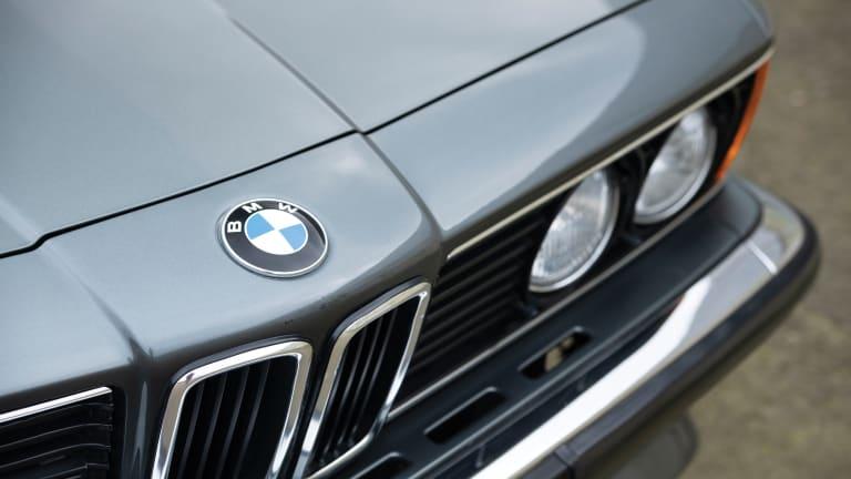 Car Porn: 1983 BMW 635CSi Hartge