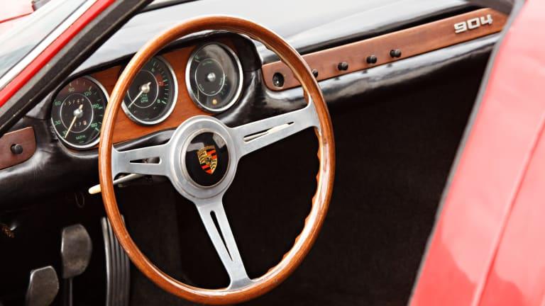 Car Porn: 1964 Porsche 904 Carrera GTS