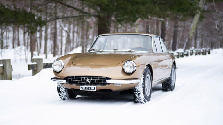 Car Porn: 1967 Ferrari 330 GTC