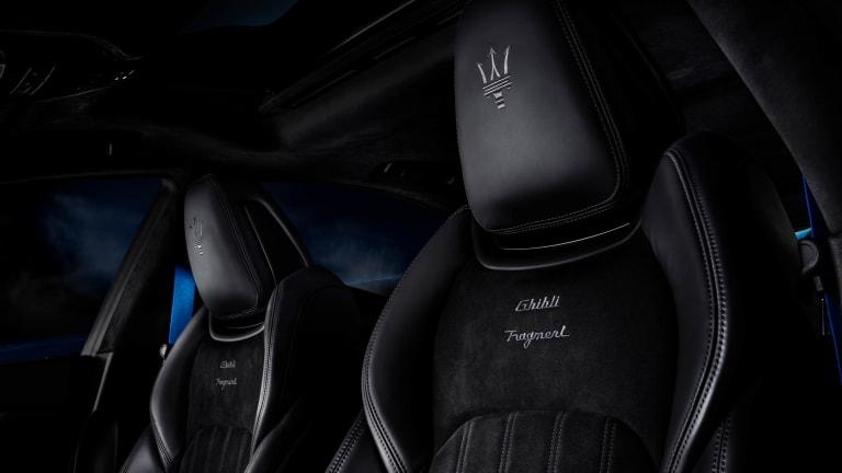 fragment design x Maserati Team Up on Special Edition Ghibli