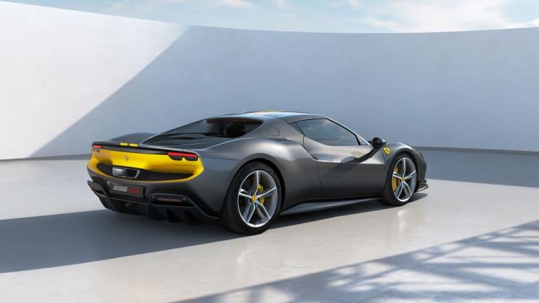 Ferrari Reveals Stunning Hybrid Supercar With 818 Horsepower