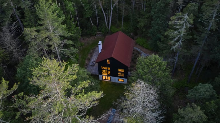 The Ultimate Modern Cabin Hits the Market