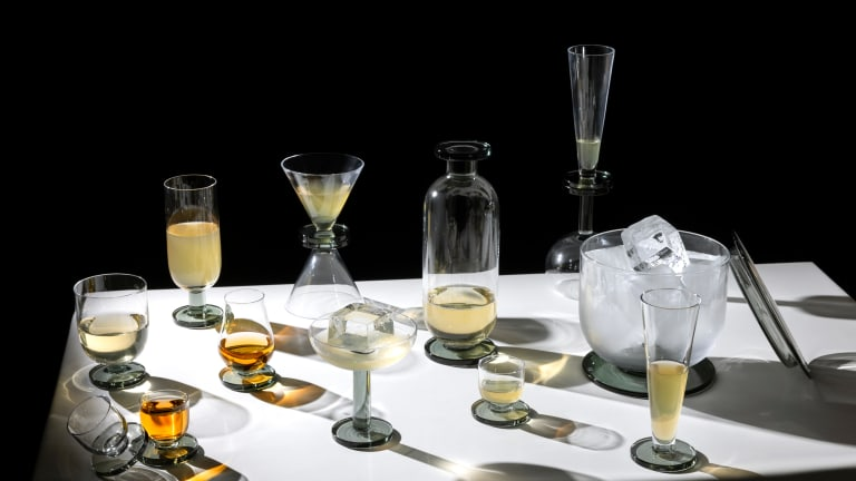 Tom Dixon Launches New Whiskey Glasses, Water Tumblers, and More
