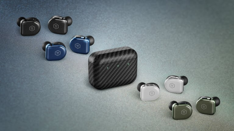 Master & Dynamic's New Wireless Earphones feat. Sapphire Glass Construction, Kevlar Charging Case