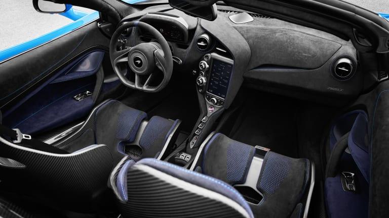 McLaren Reveals Its Most Powerful Convertible Supercar Yet
