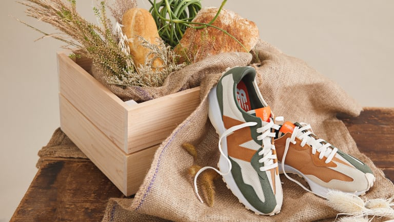 Todd Snyder x New Balance Reveal Farmers Market Edition Sneaker