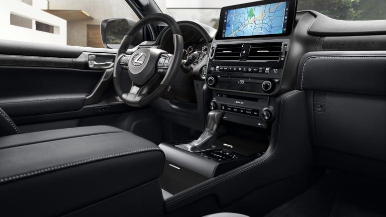 Lexus Reveals New GX 460 Black Line Edition