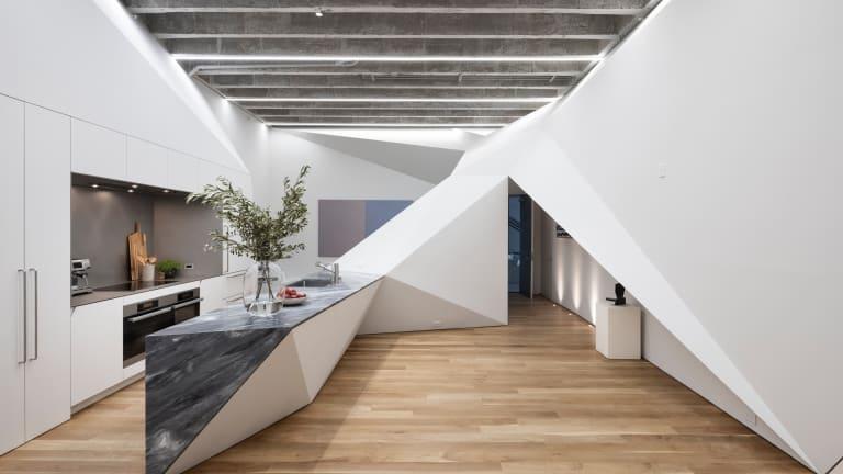 San Francisco Loft for Sale Is Modernist Perfection