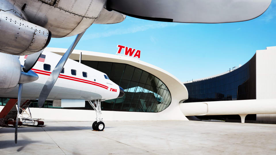 The TWA Hotel Is a Drool-Worthy Escape for the Travel-Obsessed