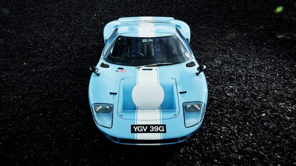 Car Porn: 1969 Ford GT40