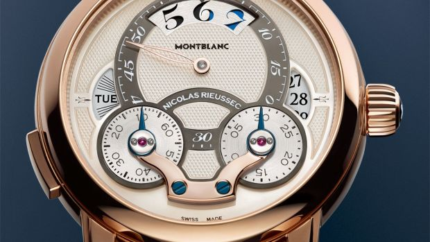 Montblanc Nicolas Rieussec Rising Hours Limited Edition 2