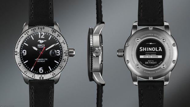 Ford-Mustang-Shinola-Watch