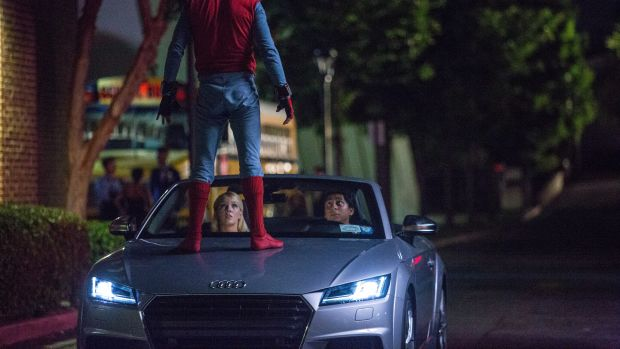 2969-Audi Spider Man Homecoming 2
