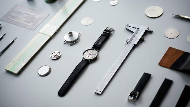 nomos-glashuette-berlinerblau-design-process-mood-board