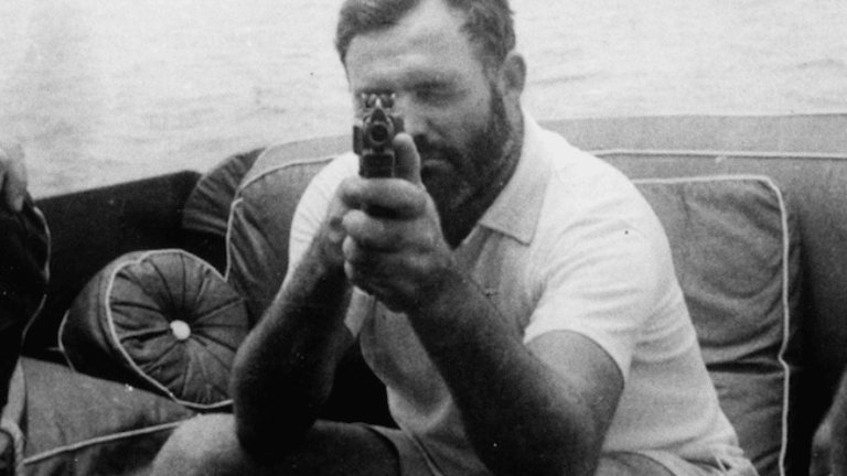 13 Life Lessons From Ernest Hemingway