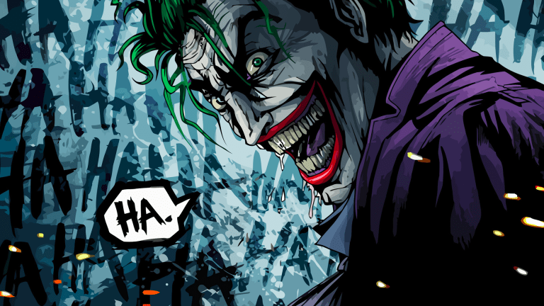 Jared Leto's Joker Has Been Officially Revealed And It's Absolutely Crazy