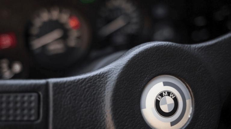 Cool Photos Of A Retrofuturistic 1981 BMW M1