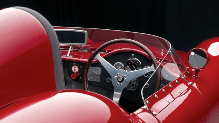 Car Porn: A Flawless 1957 Maserati 250S By Fantuzzi