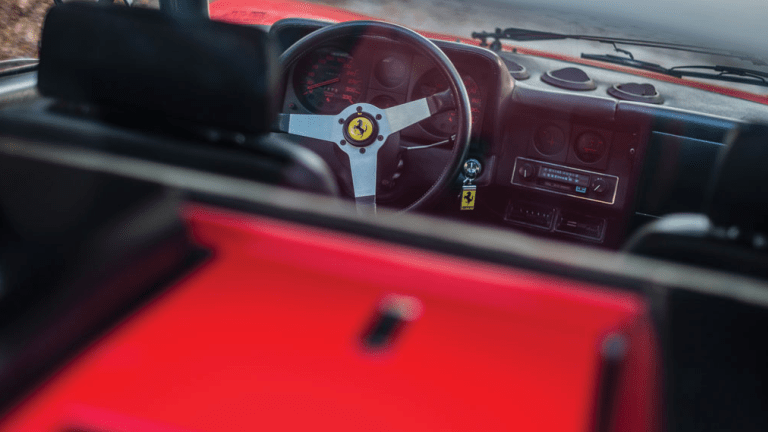 12 Sultry Photos Of A 1978 Ferrari 512 BB