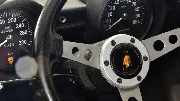 18 Stunning Photos Of A 1972 Lamborghini Miura P400 SV