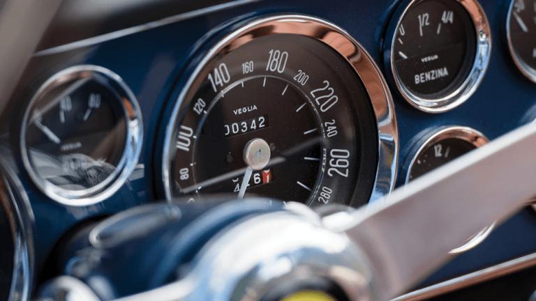 Car Porn: A Gorgeous 1960 Ferrari 250 GT Cabriolet Series II