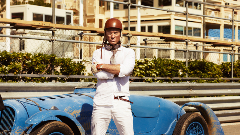 Cool Vintage Car Focused Short Film From Jude Law And Johnnie Walker