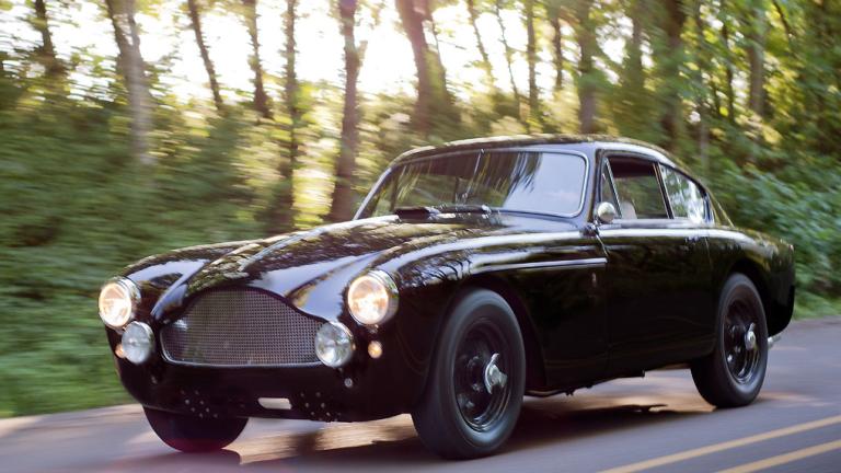 Car Porn: 1958 Aston Martin DB2/4 Mk III