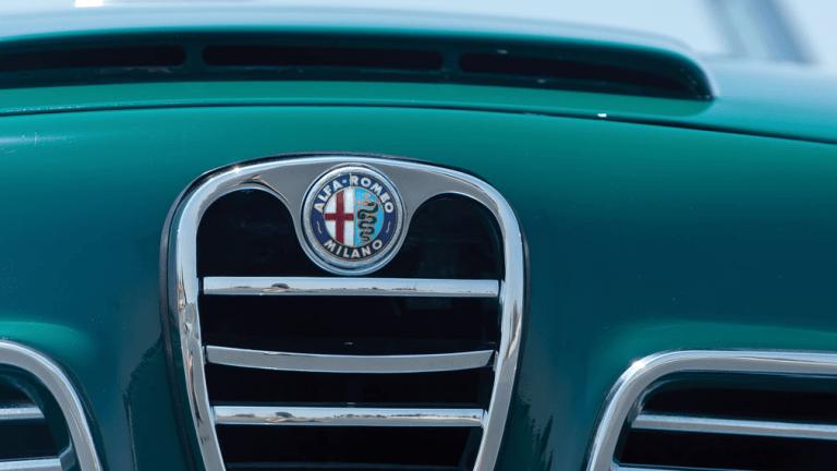 Car Porn: A Perfectly Low-Key 1963 Alfa Romeo 2600 Spider