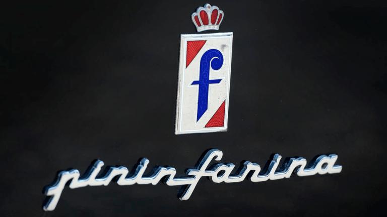 Car Porn: 1963 Ferrari 250 GTE 2+2 Series III By Pininfarina