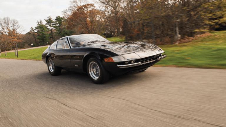 Car Porn: 1972 Ferrari 365 GTB/4 Daytona Berlinetta