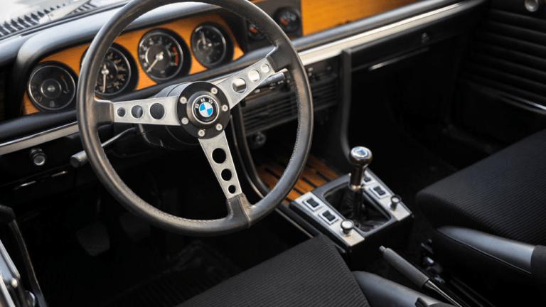 Car Porn: 1973 BMW 3.0 CSL