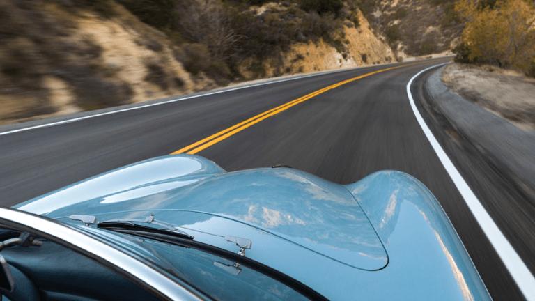 Car Porn: 1958 Porsche 356 A Speedster By Reutter