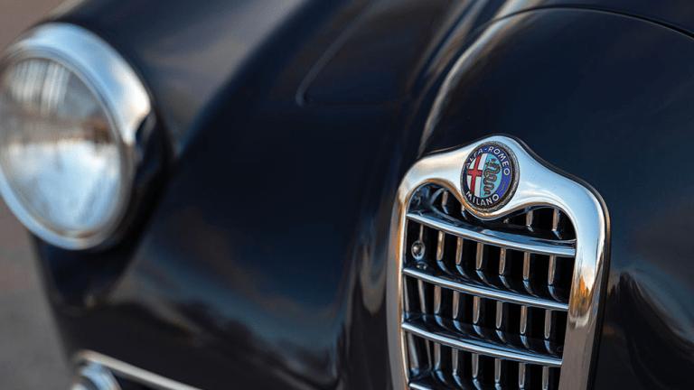 Car Porn: 1955 Alfa Romeo 1900C SS Berlinetta By Zagato