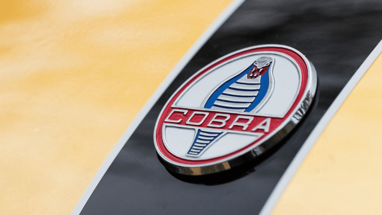 Car Porn: 1965 Shelby 427 Competition Cobra