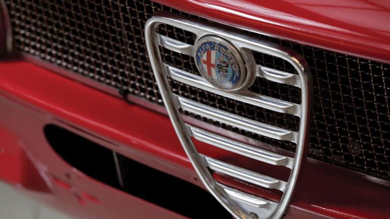 Car Porn: 1965 Alfa Romeo Giulia Sprint GTA By Bertone