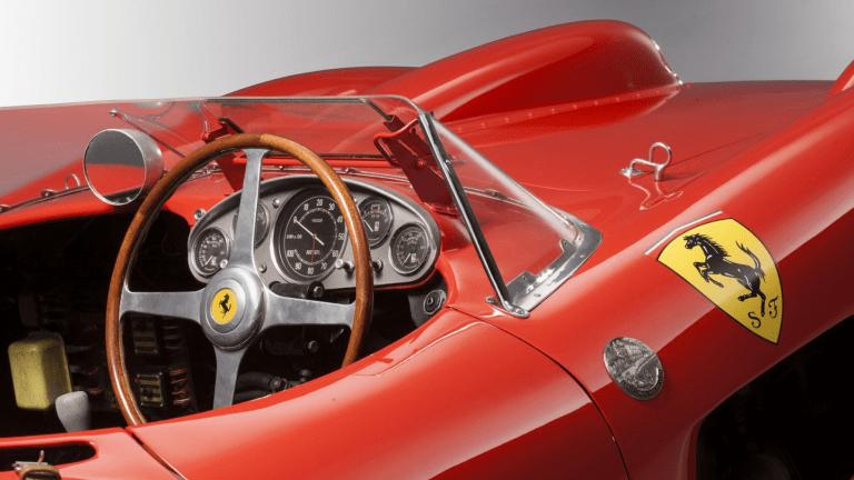 Car Porn: 1957 Ferrari 335 Sport Scaglietti