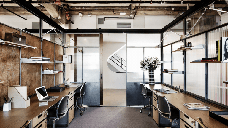 Inside A Brilliantly Designed Los Angeles Co-Working Space