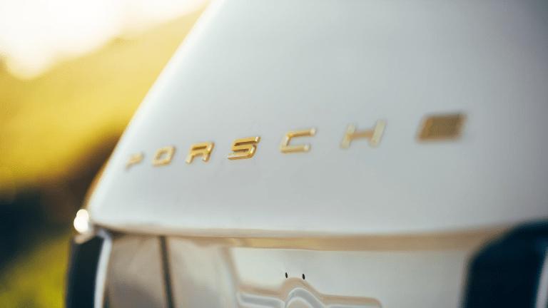 Car Porn: 1967 Porsche 911 S