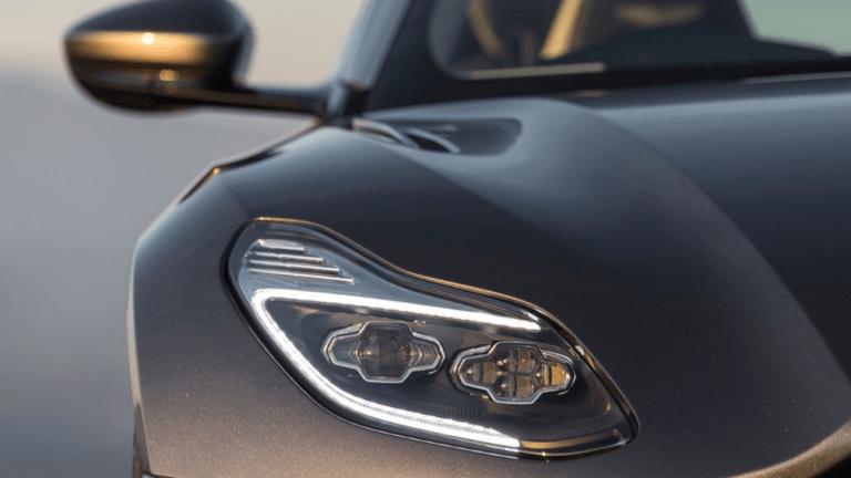 The Aston Martin DB11 Is A Futuristic Bond-Worthy Stunner