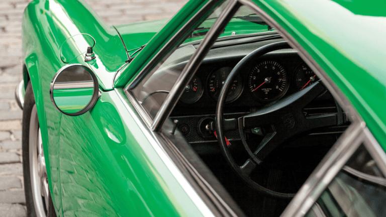 Car Porn: 1970 Porsche 911 E Coupe