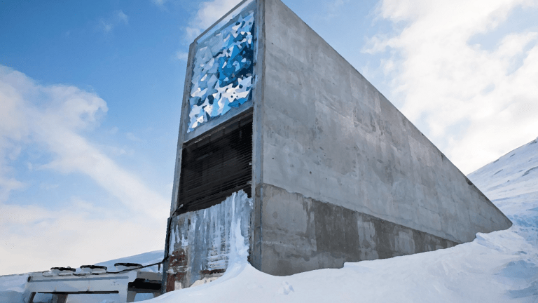 Inside The Futuristic Doomsday Vault Equipped By Scientists