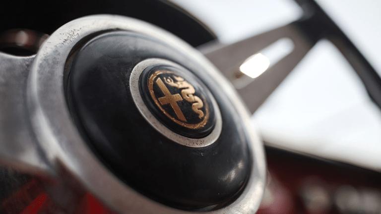 Car Porn: 1963 Alfa Romeo Giulia 1600 Sprint Speciale