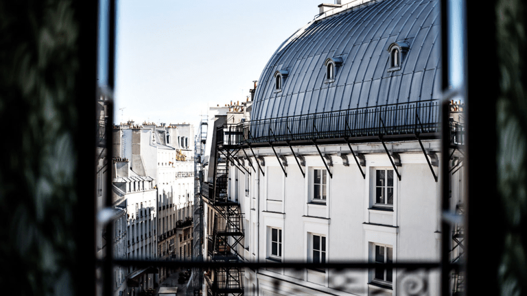 Paris' Hôtel Providence Is A Lavish Masterpiece