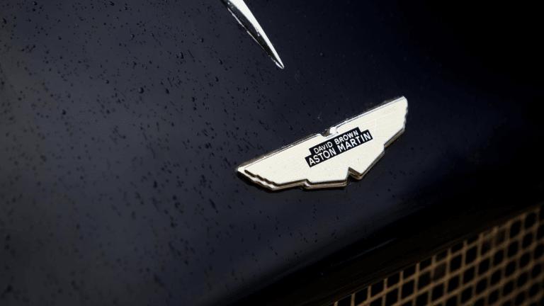 Car Porn: 1959 Aston Martin DB Mk III Drophead Coupé